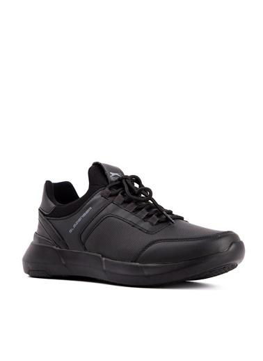 Slazenger Slazenger ZOE Koşu & Yürüyüş Erkek Ayakkabı    Siyah